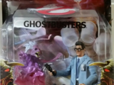 "Matty Collector: 6″ Egon Spengler ""Ready To Believe You"" with Library Ghost"