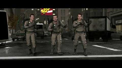 Ghostbusters The Videogame Trailer