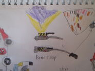 Bone trap