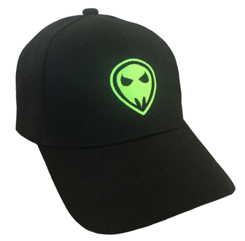 File:Ghostforce Logo Embroidered Cap.png