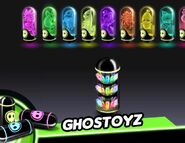 Ghostoyz concept art