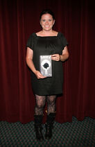 Tonya Hurley Ghostgirl Homecoming Book Launch zQE7lrzUDt7l