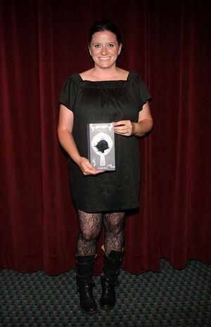 Tonya Hurley Ghostgirl Homecoming Book Launch zQE7lrzUDt7l