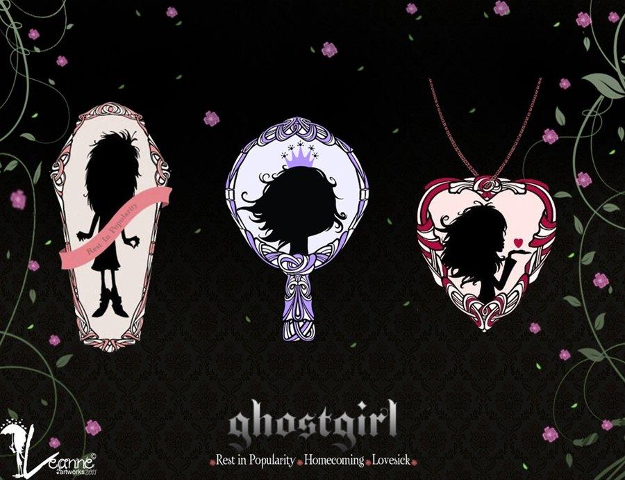 Ghostgirl wallpaper by releanne-d37r3tw