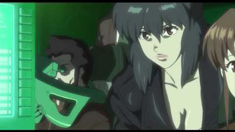 """GHOST IN THE SHELL SAC Ep. 10 """"Jungle Cruise"""""""