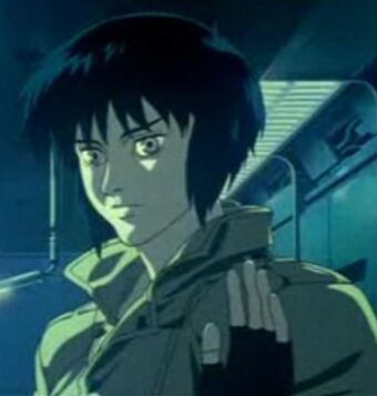 Motoko Kusanagi Ghost In The Shell Wiki Fandom