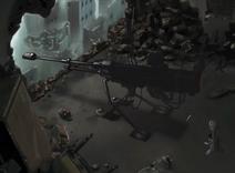 Ghost in the Shell SAC Seburo Anti-Tank Rifle