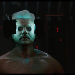 Batou - Ghost if the Shell movie (2017)