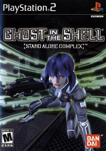 Ghost In The Shell Stand Alone Complex Video Game Ghost In The Shell Wiki Fandom