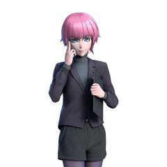 NEW Character: Ezaki Pudding (江崎プリン)