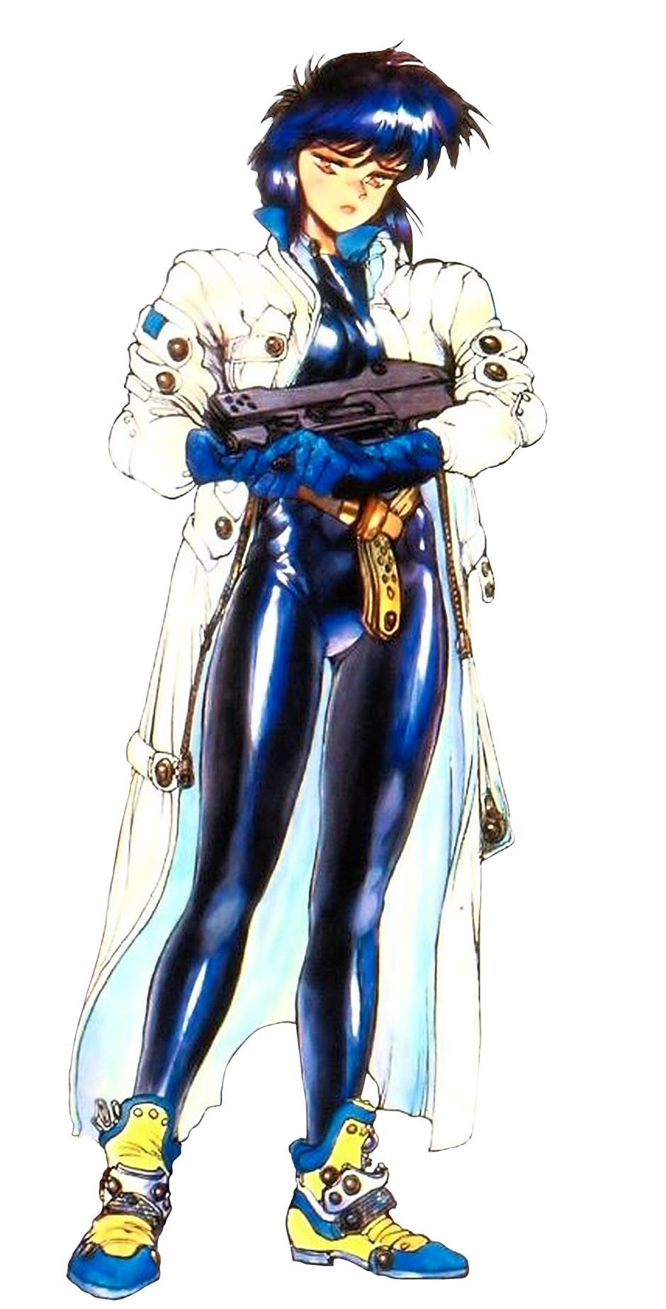 Motoko Kusanagi Ghost In The Shell Wiki Fandom