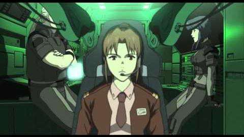 """GHOST IN THE SHELL SAC Ep. 11 """"Portraitz"""""""