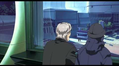 "GHOST IN THE SHELL SAC Ep. 23 ""Equinox"""
