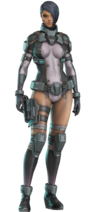 Ghost in the Shell First Assault Sitara