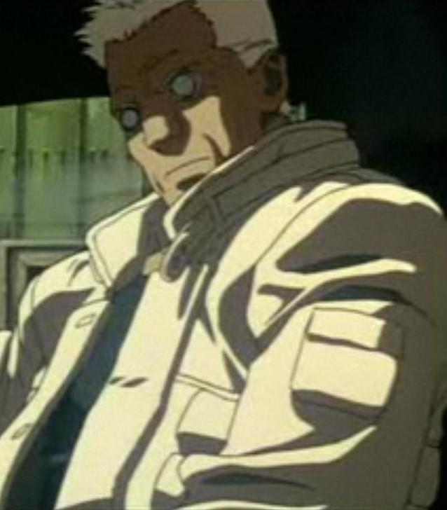 Batou Ghost In The Shell Wiki Fandom