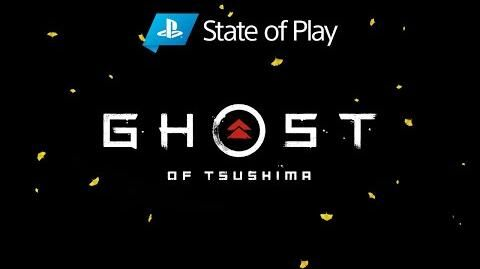 Ghost of Tsushima - State of Play PS4
