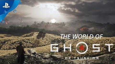 Ghost of Tsushima's World and Story PlayStation Live From E3 2018