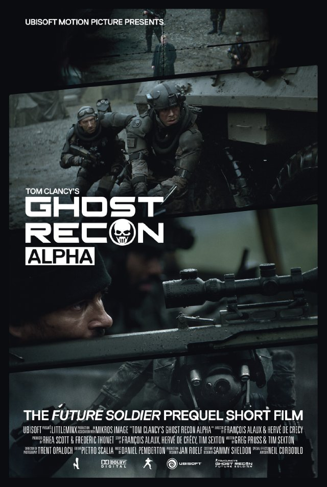 Ghost Recon Alpha Ghost Recon Wiki Fandom