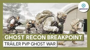 Ghost Recon Breakpoint Tráiler PvP Ghost War