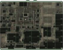 Ghost Village Map