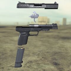 Future Soldier FN FiveseveN 3