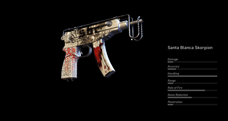 Santa Blanca Skorpion | Ghost Recon Wiki | FANDOM powered by