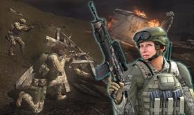 Rifleman Female