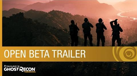 Tom Clancy's Ghost Recon Wildlands Trailer Open Beta Coming 02.23.17 US