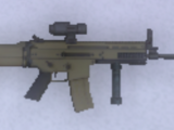 FN SCAR/Ghost Recon 2