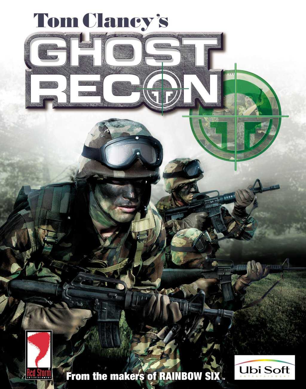 Tom Clancy's Ghost Recon (Game) | Ghost Recon Wiki | FANDOM powered