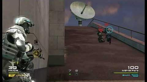Tom Clancy's Ghost Recon Wii - M12 There Are No Heroes