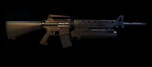 M16worn