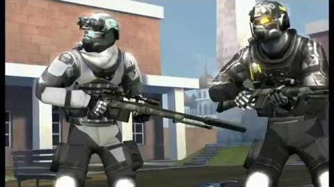 Tom Clancy's Ghost Recon Wii - M8 Cutting Losses