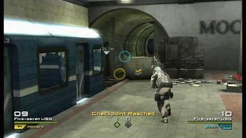 Tom Clancy's Ghost Recon Wii - M11 Uninvited Ghosts