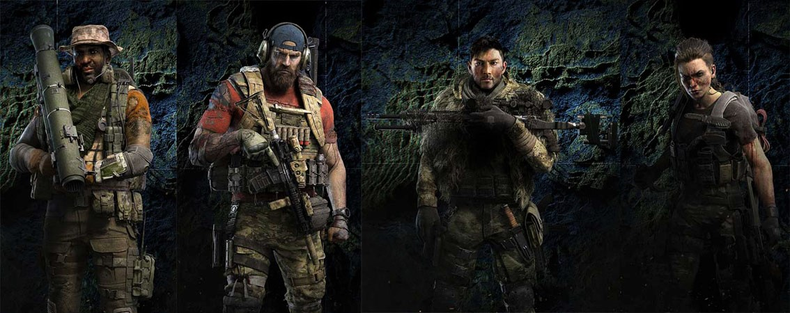 Image result for Tom Clancy's Ghost Recon Breakpoint