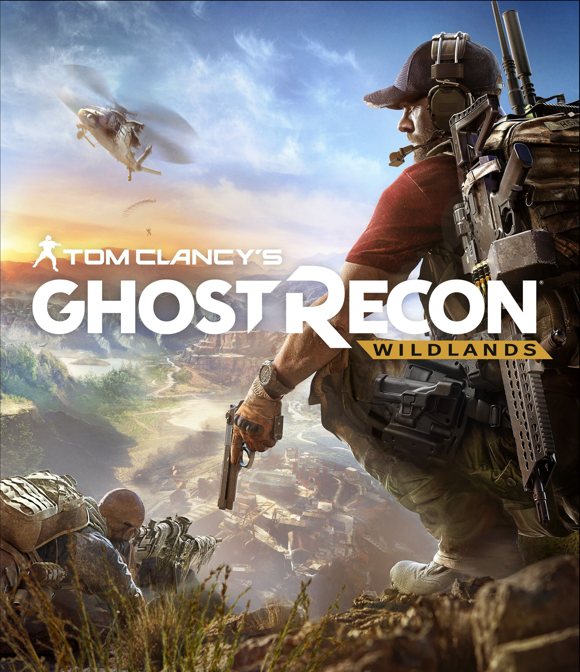 Tom Clancy's Ghost Recon Wildlands | Ghost Recon Wiki | FANDOM