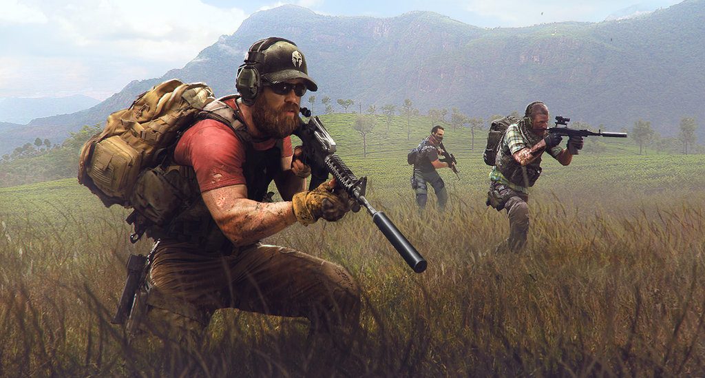 Operation Kingslayer | Ghost Recon Wiki | FANDOM powered by Wikia