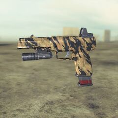 Future Soldier FN FiveseveN 6
