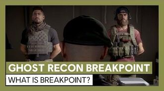 Ghost Recon Breakpoint What is Breakpoint? Gameplay Trailer