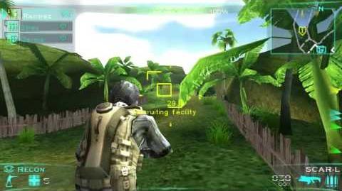 Tom Clancy's Ghost Recon- Predator - M1Recruiting Facility