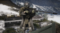 Wolves sniper