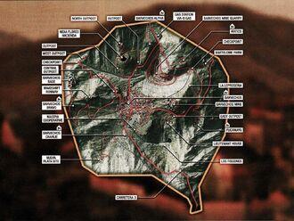 Map Barvechos