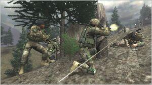 Kazakhstan conflict