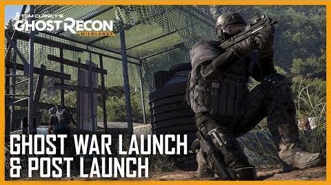 Tom Clancy's Ghost Recon Wildlands- Ghost War PVP Launch & Post Launch - Trailer - Ubisoft -US-