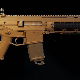 Stock ACR with factory new paint. (Wildlands)