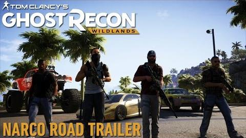 Ghost Recon Wildlands Narco Road Trailer-1