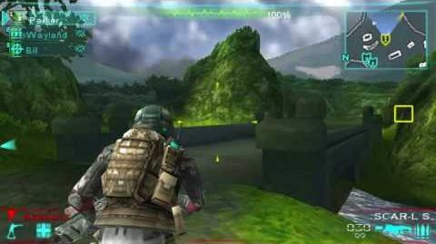 Tom Clancy's Ghost Recon- Predator - M6 Loyalist Base
