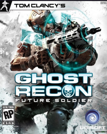 Tom Clancy S Ghost Recon Future Soldier Ghost Recon Wiki Fandom