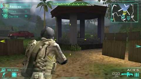 Tom Clancy's Ghost Recon- Predator - M2 Jungle Compound