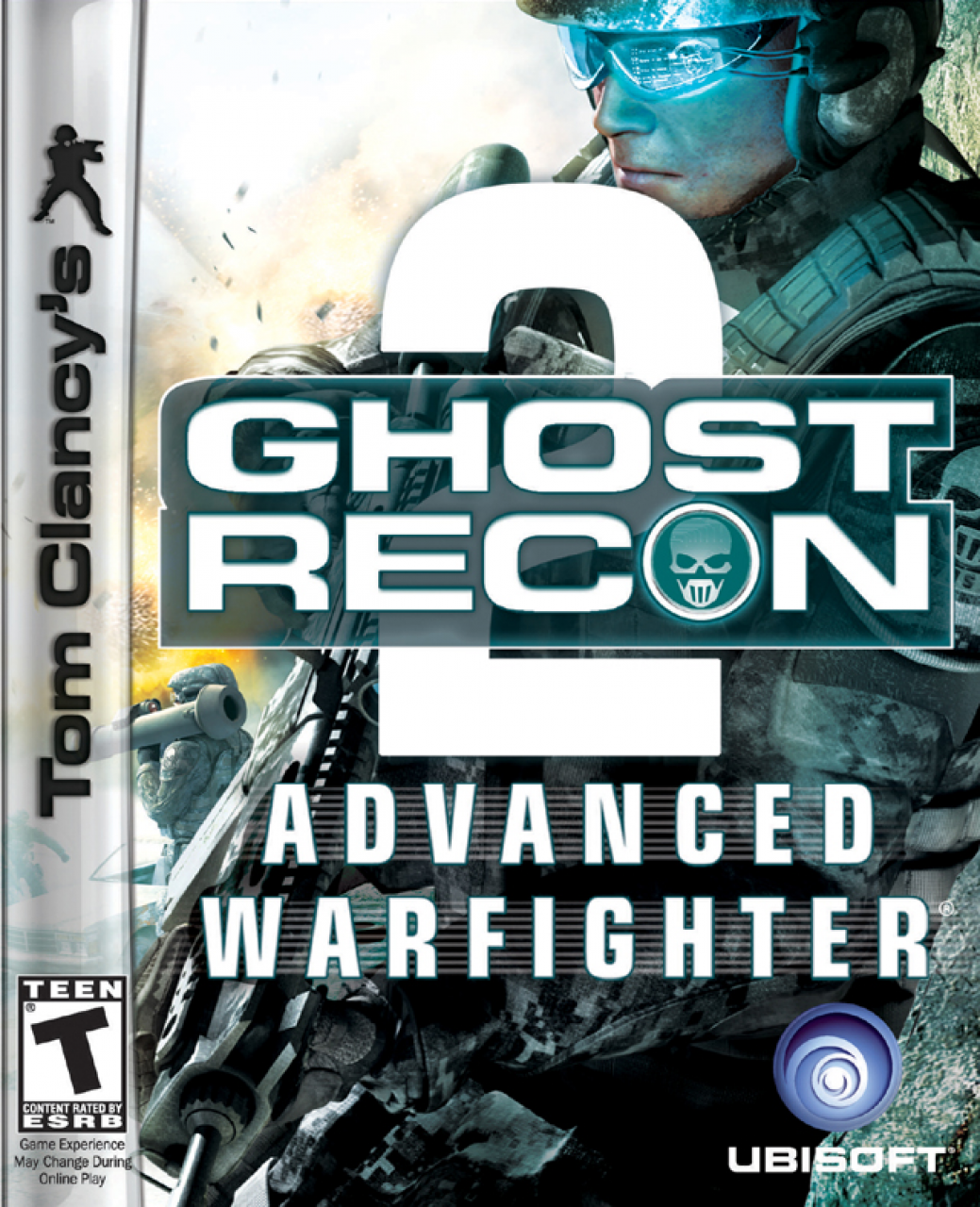 Tom clancy's ghost recon advanced warfighter 2 for pc | gamestop.